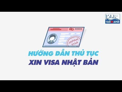 Hướng Dẫn Thủ Tục Xin Visa Nhật Bản l Kilala Tour Japan - Sông Hàn Tourist