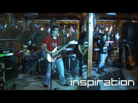 INSPIRATION ROCK BAND   - Cover - Deep Purple – When A Blind Man Cries