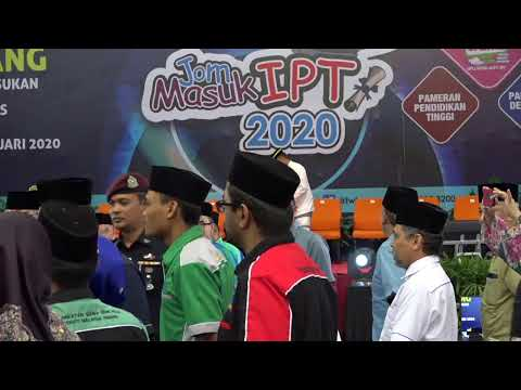 Jom Masuk IPT 2020 Zon 2
