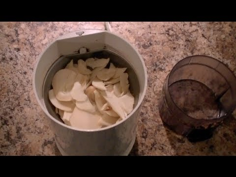 How To Make Raw Garlic Powder
