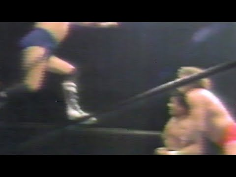 Lords of the Ring wrestling music video [1985]