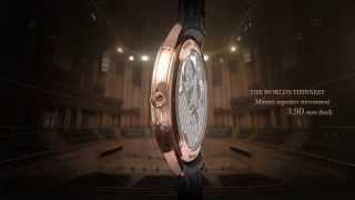 Patrimony ultra-thin calibre 1731 - Vacheron Constantin
