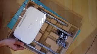 TP-LINK Archer C5 V4 AC1200 Gigabit router | tplink c5 archer unboxing