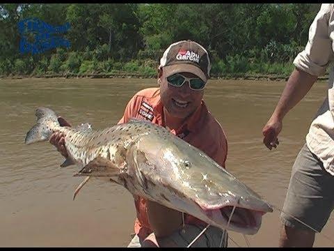 Pesca en el Bermejo(Chaco) - Primera Parte