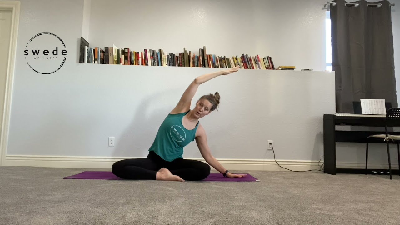 Wednesday Morning Yoga Quickie