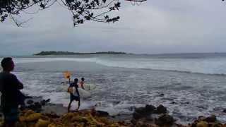 Surf - Cokes, Thulusdhoo, Maldives