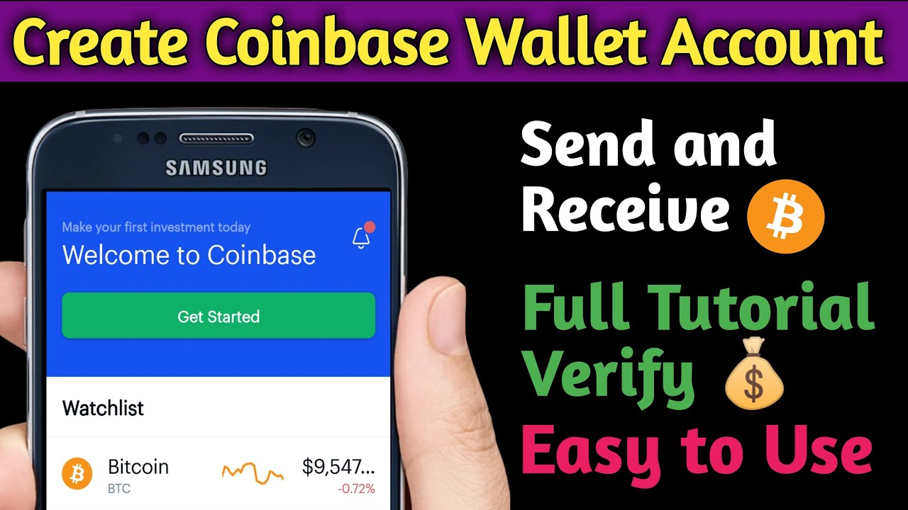 coinbase wallet sign in