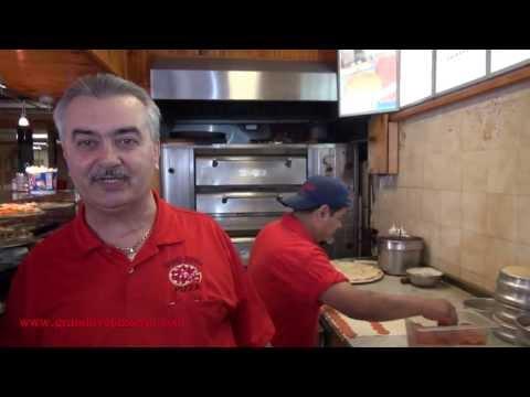 GOingLOCAL NY ~ Grand Avenue Pizza ~ Astoria, NY