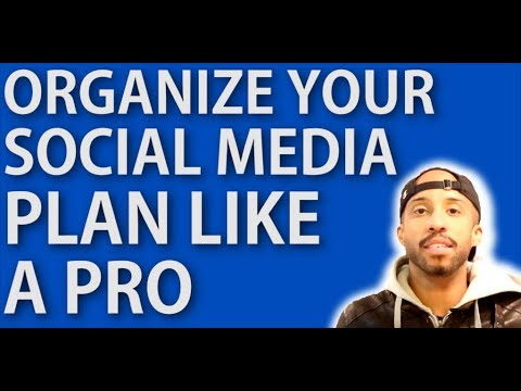 DESTROY Your SOCIAL MEDIA ADDICTION On An EVERY DAY Basis: Organizing Your Schedule [PART 2]