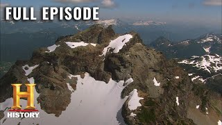 Climb The Majestic Rockies | How the Earth Was Made (S2, E5) | Full Episode | History