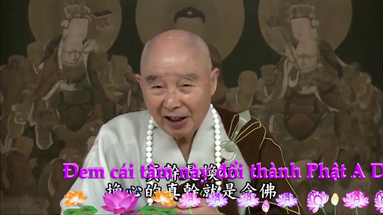 Đem cái tâm này đổi thành Phật A Di Đà