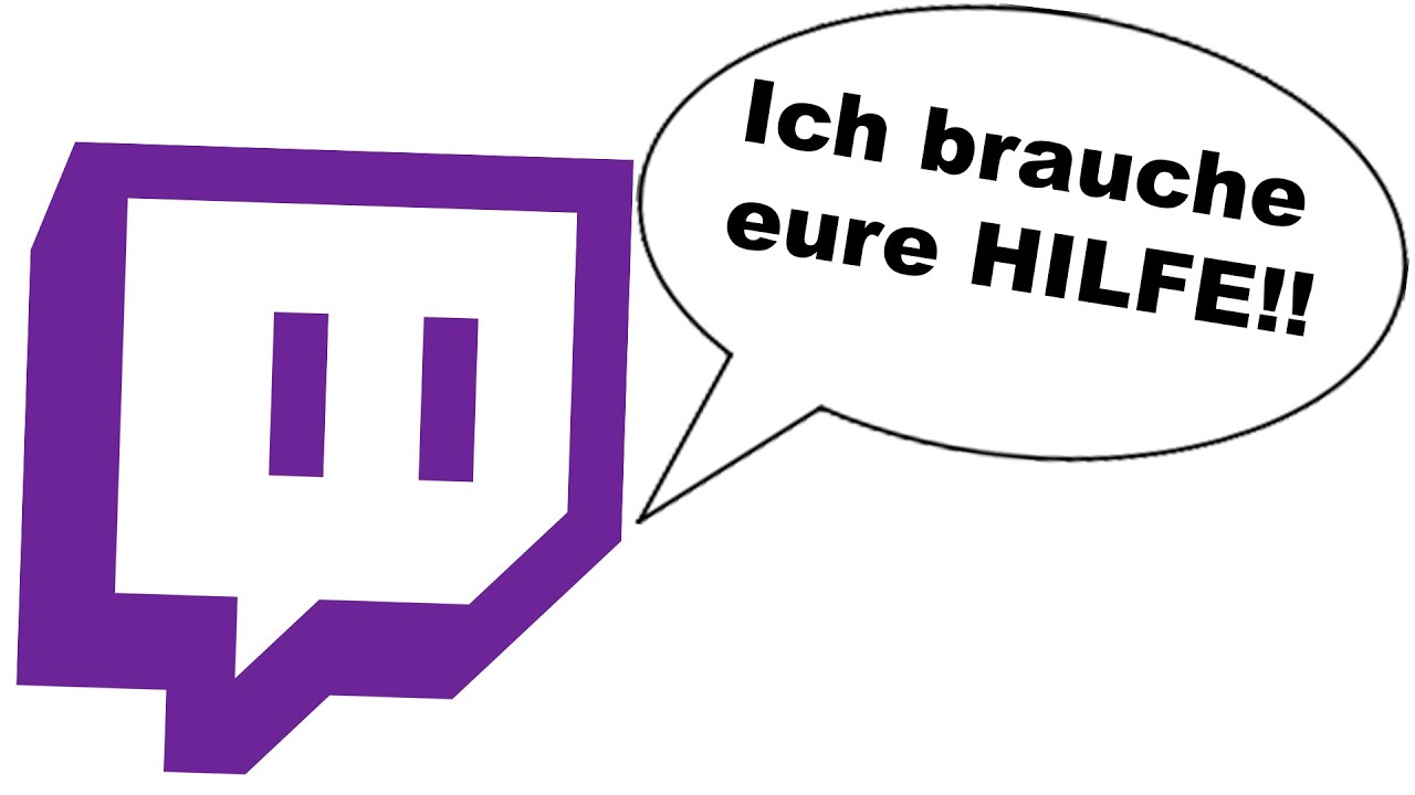 twitch ich brauche eure hilfe welche spiele wann usw youtube. Black Bedroom Furniture Sets. Home Design Ideas