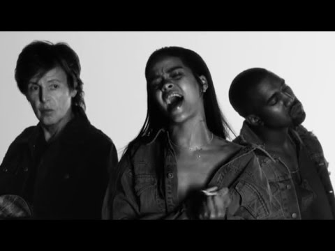 Rihanna's 'FourFiveSeconds' Video is Here! Set for GRAMMYs Performance with Kanye West and Paul M…