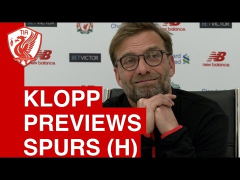 Liverpool vs. Arsenal - Jurgen Klopp Pre-Match Press Conference