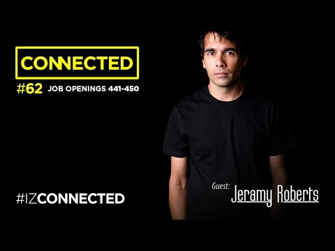 #IZCONNECTED 62 | Jeramy Roberts - How To Monetize Your EDM | Grind Opps 441-450