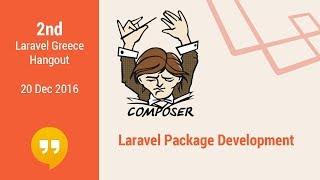 2nd Hangout: Laravel package development