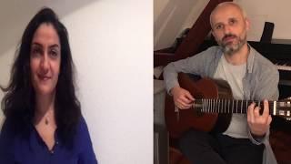 Ahmet Tirgil ft  Nihal Kilago  z - Yu  ce Dag   Bas  inda Yanar Bir is  ik  Bir    Resimi