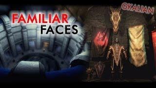 Skyrim - Familiar Faces - Преврати себя в компаньона | GKalian