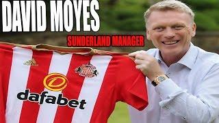 David Moyes to replace Sam Allardyce as Sunderland manager