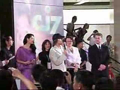 Stephen Chow (CJ7) at Pavilion KL