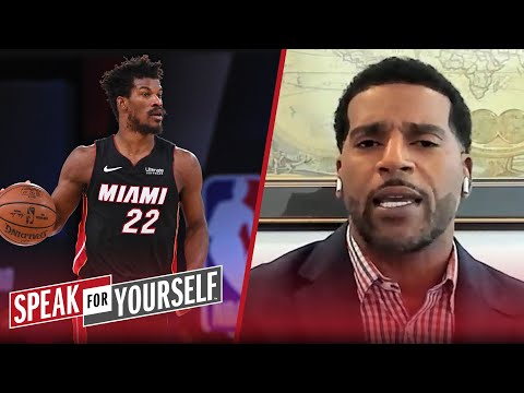Jim Jackson on the new challenges Heat will present Lakers in 2020 Finals   NBA   SPEAK FOR YOURSELF