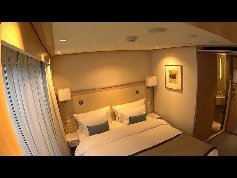 Viking Longship Ve French Balcony C Tour in 1080p