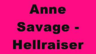 Anne Savage - Hellraiser