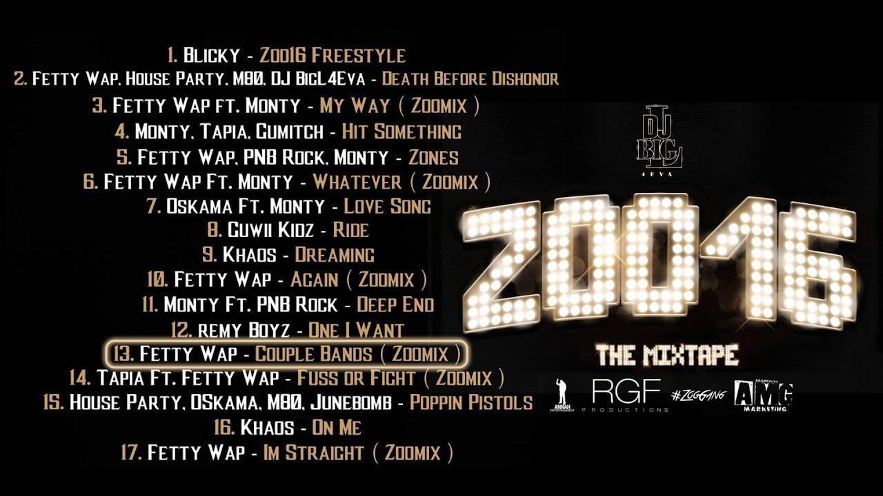Download Fetty Wap - Couple Bands (Zoomix)