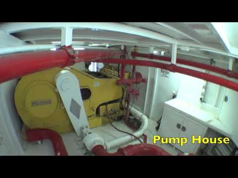 Eagle Drilling Service Rig #3 - Rig Rooms Video