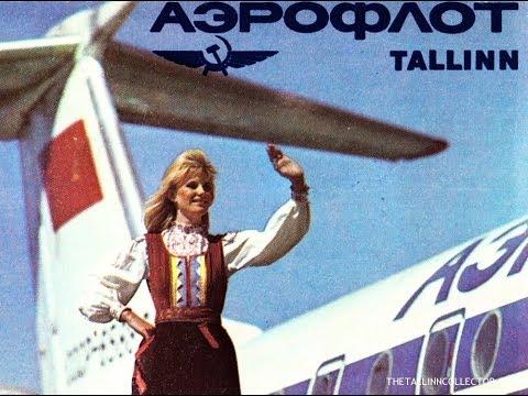 Tallinn Nõukogude aeg  / Таллин в Советское время