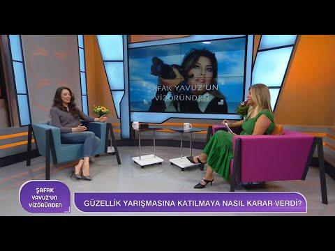 Dünya Güzeli Olmanın Sorumlulukları Var Mı?    Oyuncu Azra Akın #WomanTV #AzraAkın