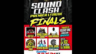 Sound Clash Premier League 2018 Finals  (Official Audio)