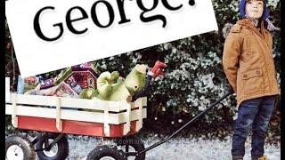 Посылка с Англии George<