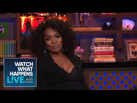 Angela Bassett On A 'Black Panther' Sequel   WWHL