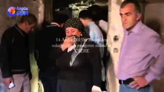 Cizre'deki 'Vahşet bodrumu'ndan ilk görüntüler
