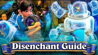 Worst Hearthstone Cards That Deserve To Be a Disenchanted: Legendary & Epic Card Disenchanting Guide