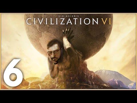 ERA ATÓMICA - Civilization VI - EP 6