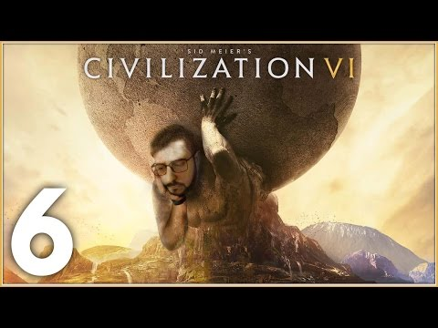 ERA ATÓMICA - Civilization VI - EP 6