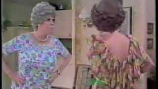 Carol Burnett Show outtakes - Mama on a roll