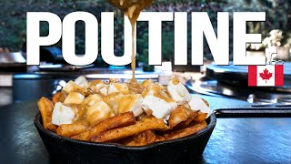 CLASSIC CANADIAN POUTINE - THE BEST I'VE EVER MADE! | SAM THE COOKING GUY 4K