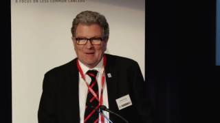CanForum16: Richard Vines - Equity in Access to Treatment for Rare Cancer Patients
