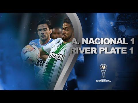 Atl. Nacional River Plate Goals And Highlights