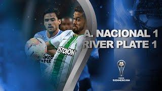 Atlético Nacional vs. River Plate (Uru) [1-1] | RESUMEN | Segunda Fase | CONMEBOL Sudamericana