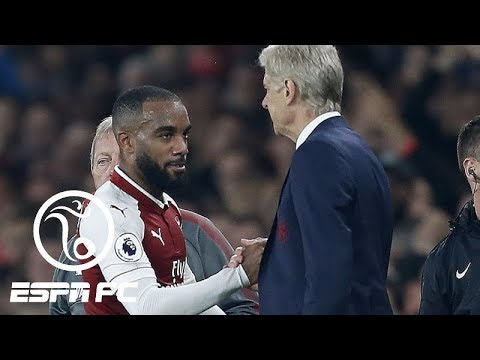 Why is Alexandre Lacazette coming off the bench at Arsenal? | ESPN FC