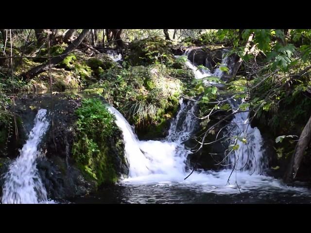 Cascadas del Huéznar y Nacimiento del Huéznar, Parque Natural Sierra Norte de Sevilla