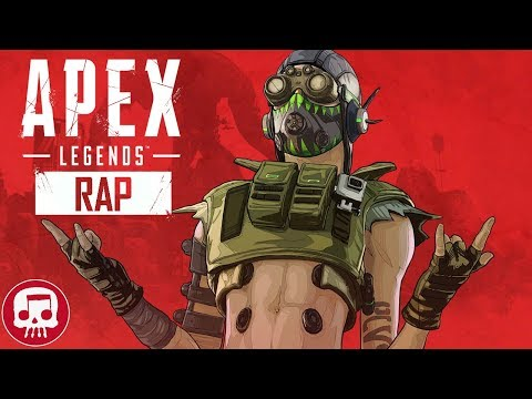 "APEX LEGENDS RAP by JT  - ""Lonely at the Top"""