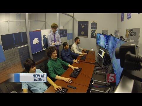 Lipscomb University Offers Degree In Game Development