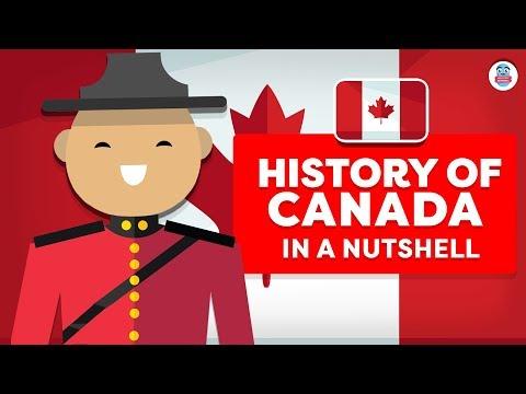 Canada. History of Canada in a Nutshell.