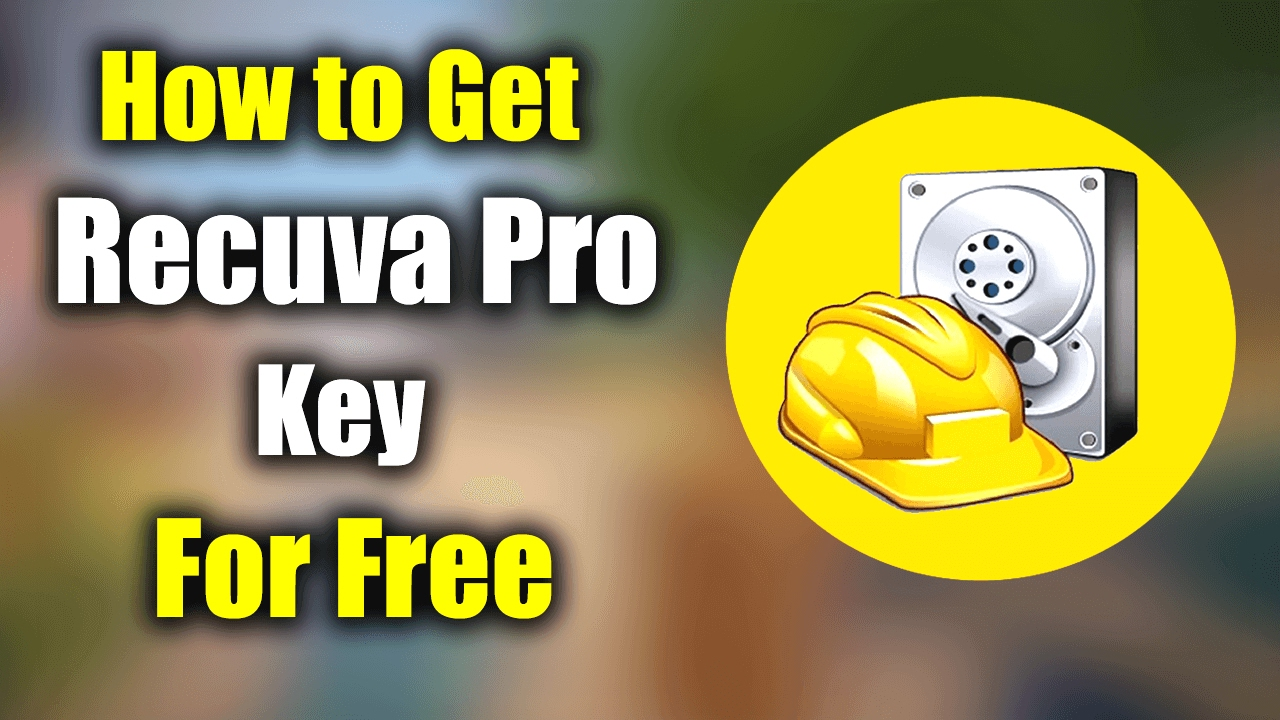★RECUVA PROFESSIONAL KEY FOR FREE! [SERIAL LICENSE KEY ...