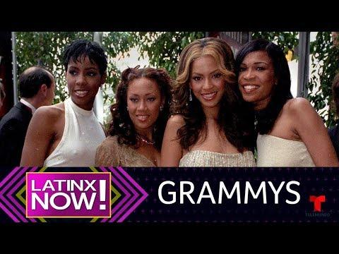 Los famosos y su primera vez en los Grammys ¡No te lo pierdas!   Latinx Now!   Entretenimiento